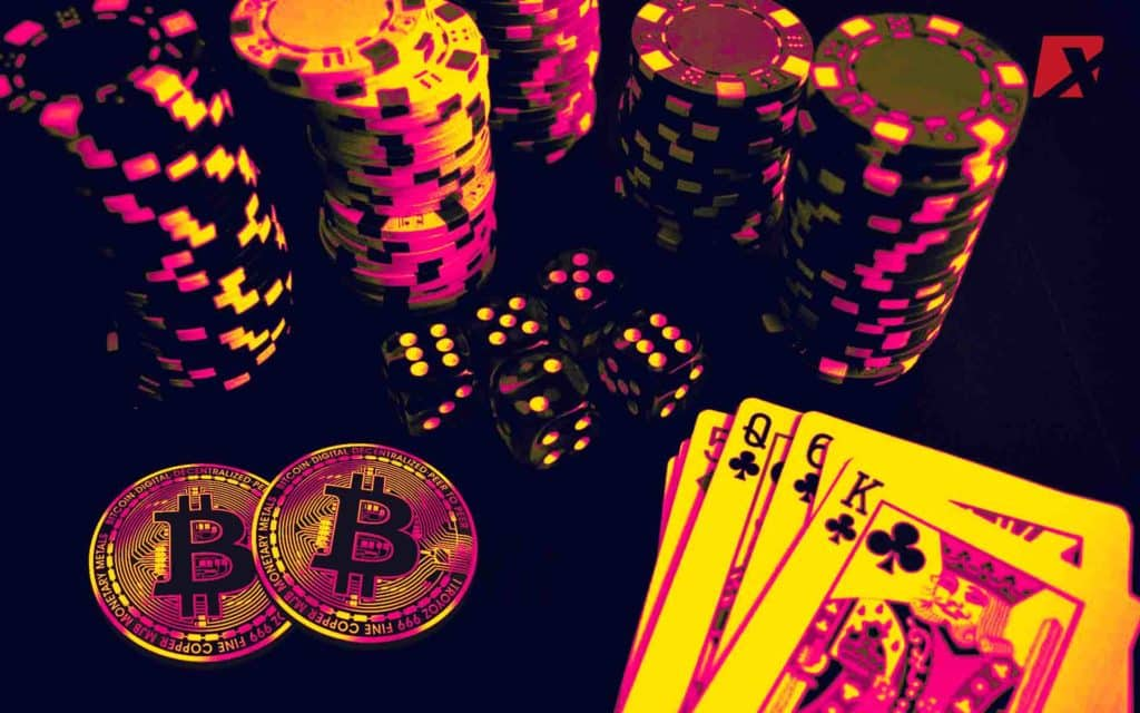 Btc casino account